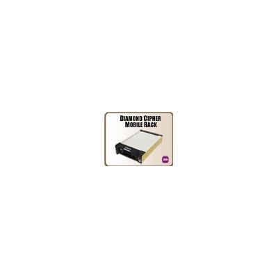 Addonics Diamond Cipher Mobile Rack, AES 256-bit for SATA HD w/ SCSI