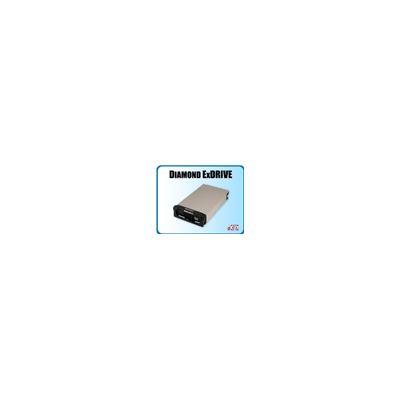 Addonics Diamond SATA drive enclosure with eSATA interface