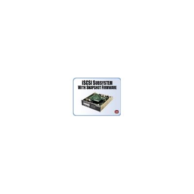 Addonics ISCSI sub system, 16 SATA ports, 2G LAN ports, 1 CHAP