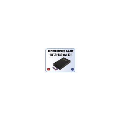 """Addonics Jupiter 1.8"""" ZIF EXD Kit 64bit, USB2"""
