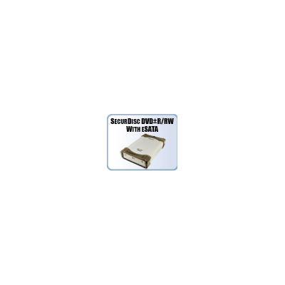 Addonics SecureDisk DVD+/-RRW with eSATA