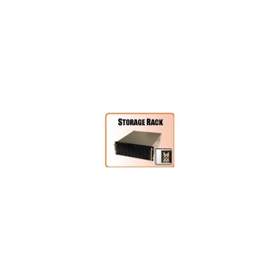 Addonics Storage Rack with 460W ATX PS
