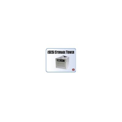 Addonics iSCSI Storage Tower (silver) 8 SA -Snap