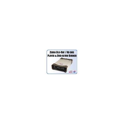 Addonics Blu-Ray/HD DVD player + DVD-RW burner with eSATA/USB