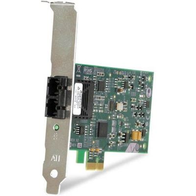 Allied Telesis PCI-EXPRESS FIBER ADAPTER CARD 100MBPS FAST ETHERNET ST-CONNECT IN