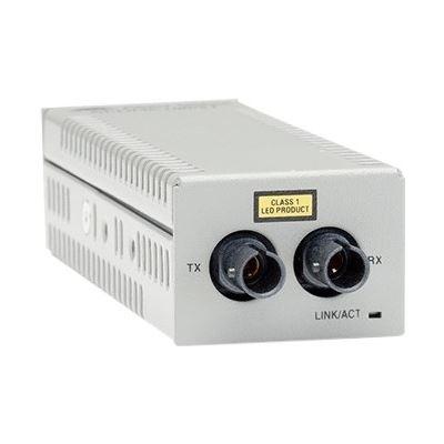 Allied Telesis DESKTOP MINI MEDIA CONVERTER 100TX TO 100FX ST CONNECTOR USB POWER