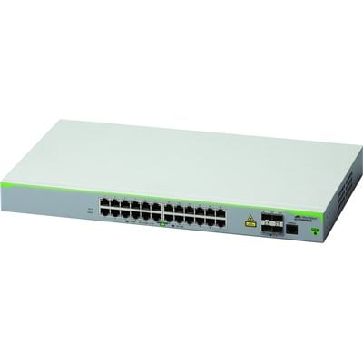 Allied Telesis 24 port 10/100T managed access switch-TBA