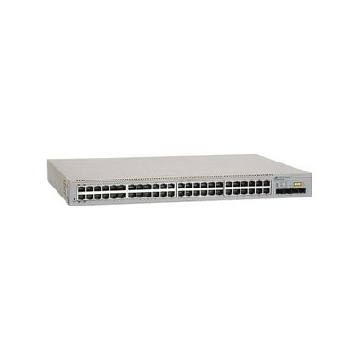 Allied Telesis Promo: AT-GS950/48:AT WebSmart switch 48 port GigTX + 4 SFP Combo ports