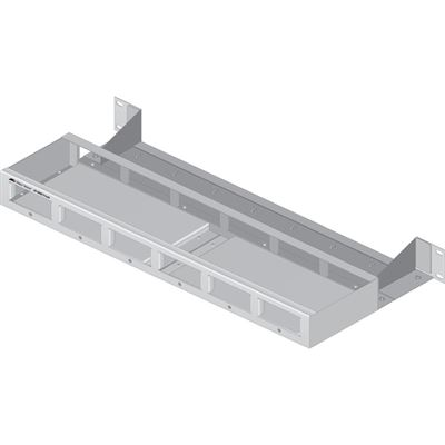 Allied Telesis Rackmountable 1RU Tray for up to 6 Units of MMC Series MC