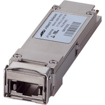 Allied Telesis 40G QSFP+ SR4 LC (100-150M 850NM) TAA