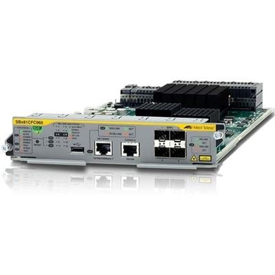 Allied Telesis AT 960Gbps Controller fabric card with 4 x 10GbE ports Inclu