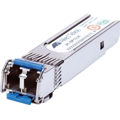 Allied Telesis AT 80km 1550nm 10GBase-ZR SFP+ - Hot Swappable