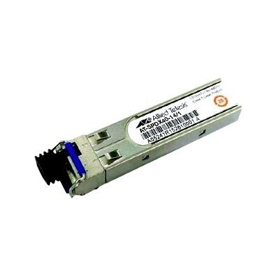 Allied Telesis 40 KM BIDIRECTIONAL 1 GIGABIT/100M SC SFP (TX=1490 NM RX=1310 NM) FOR IMG AND