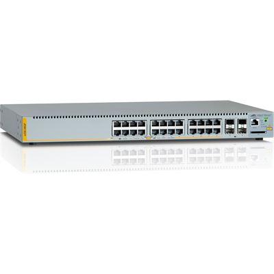 Allied Telesis L2+ switch with 24 x 10/1