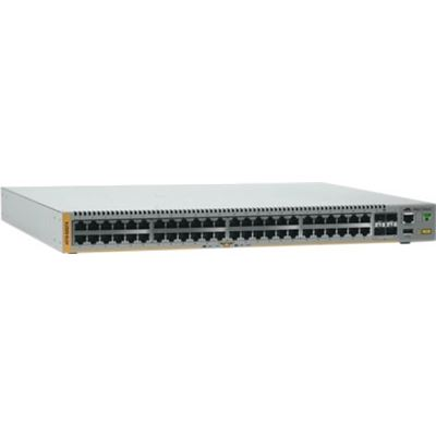 Allied Telesis AT Stackable Gigabit Layer 3 Switch 48x10/100/1000T + 4xSFP+