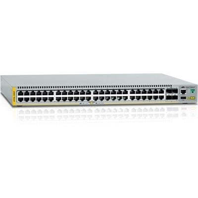Allied Telesis 48-port 10/100/1000T stackable switch