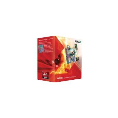 AMD A4 6320 FM2 3.8 GHz (4.0 GHz Turbo) 1MB 65W HD8370D