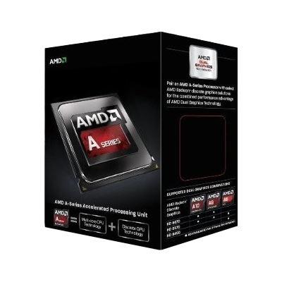 AMD A8 6600K BLK Edition FM2 3.9 GHz (4.2 GHz Turbo) 4MB 100W HD8570D