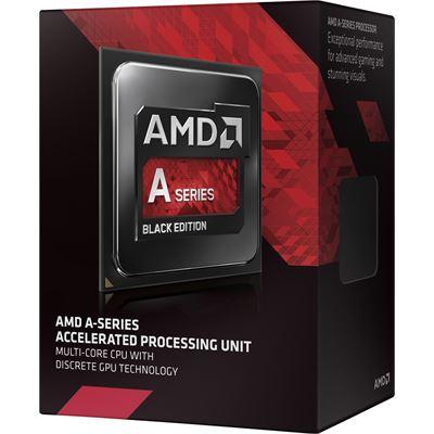 AMD A6 7400K BLK EDITION FM2+ 3.5 GHz (3.9 GHz TURBO) 1MB 65W RADEON R5 SERIES
