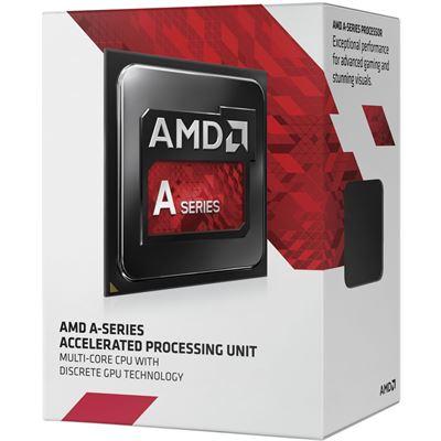 AMD A8 7600 FM2+ 3.1 GHz (3.8 GHz Turbo) 4MB 65W RADEON R7 SERIES