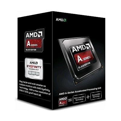 AMD A8 7650K 3.3 GHz SKT FM2+ L2 4MB 95W PIB