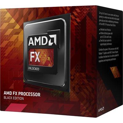 AMD FX-8350 AM3+ 4.0 GHz (4.2 GHz Turbo) 16MB 125W