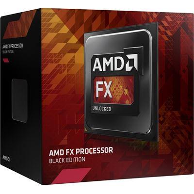 AMD FX-8370 AM3+ 4.0GHz (4.3GHz Turbo) 16MB 125W