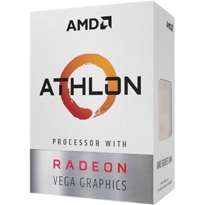 AMD ATHLON 220GE 3.3GHZ SKT AM4 L2 5MB 35W PIB