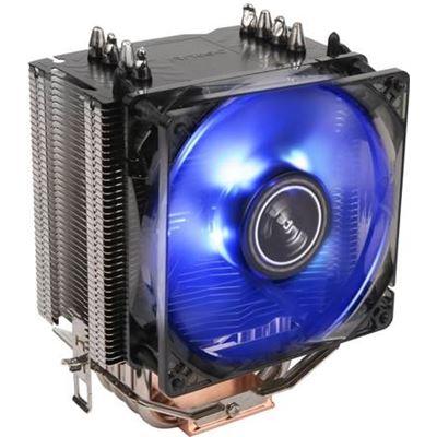 Antec C40 Air CPU Cooler, 92mm PWM Blue LED Fan, Intel 775, 115X,1366. AMD: AM2(+)