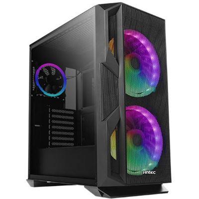 Antec NX800 E-ATX, ATX 2x 20CM ARGB Fans, 1x120CM ARGB Rear, Tempered Glass Side