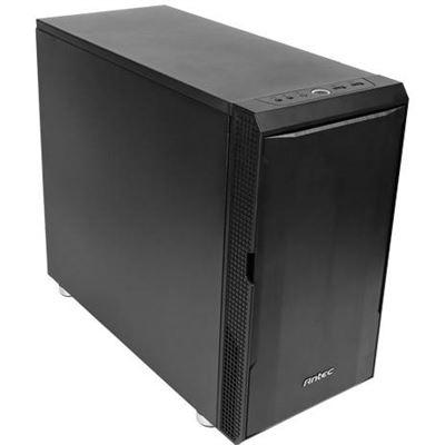 Antec P5 Micro ATX Case Sound Dampening. 5.25' x 1, 3.5' HDD x 2 / 2.5' SSD x 2