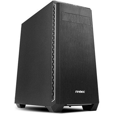 Antec P7 Silent with Sound Dampening ATX Case. External 5.25' x 1, Internal 3.5' x 2