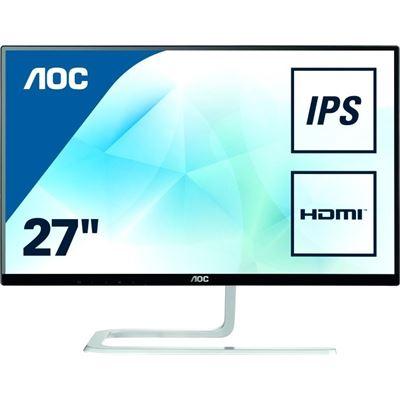 AOC 27 IPS 1920X1080 VGA/HDMI ULTRA SLIM LED