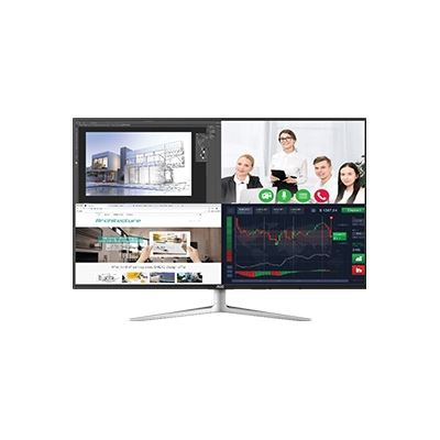 "AOC U4308V 42.5"" 4k 3840x2160 IPS 109% NTSC Gamut Monitor"