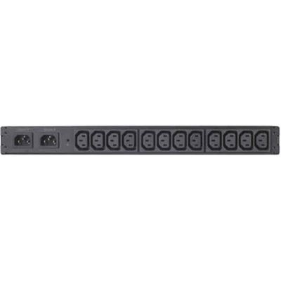 APC Rack ATS 230V 10A C14 in (12) C13 out