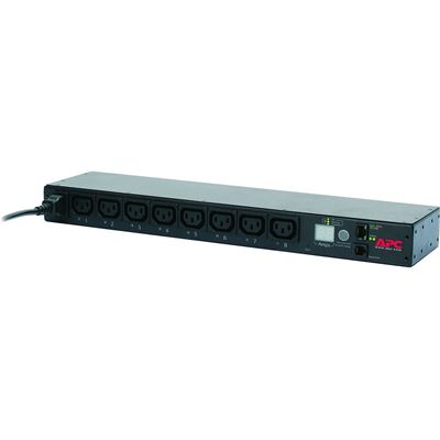APC Rack PDU Switched 1U 12A/208V 10A/230V (8)C13