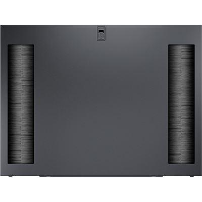 APC NETSHELTER SX 42U 1200 SPLIT FEED THROUGH SIDE PANELS BLACK QTY 2