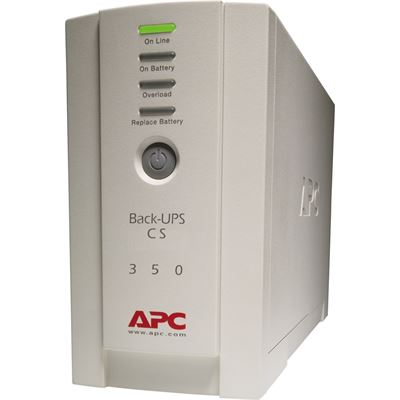 APC CONCURRENT 5Y WARRANTY PLUS BACK-UPS CS 350 USB/SERIAL