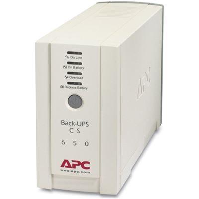 APC CONCURRENT 5Y WARRANTY PLUS BACK-UPS CS 650VA 230V