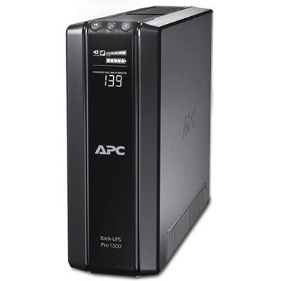 APC CONCURRENT 5Y WARRANTY PLUS BACK-UPS PRO 1500, 230V