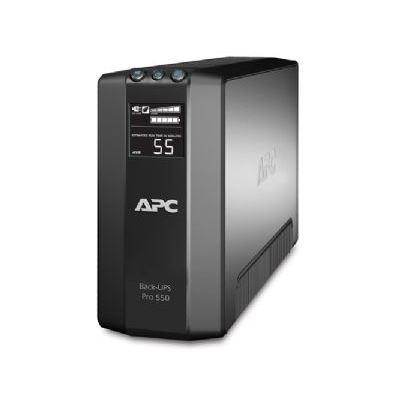 APC CONCURRENT 5Y WARRANTY PLUS Back-UPS Pro 330 Watts/550VA 230V
