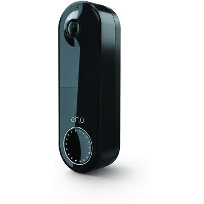 Arlo Essential Wire-Free Video Doorbell (AVD2001B-100AUS)