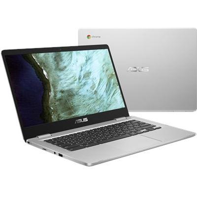 """Asus CHROMEBOOK C423NA-BV0054 14"""" HD, N3350 CPU, 4GB MEMORY, 32GB EMMC, CHROME OS, 1"""
