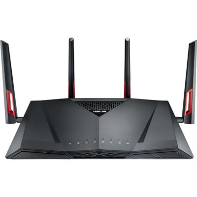 Asus RT-AC88U AC3100 Dual Band Wireless Gigabit Router - NBN Ready