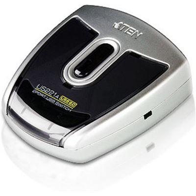ATEN 2 Port USB 2.0 Auto Peripheral Switch