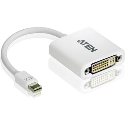 ATEN VanCryst MiniDisplayPort Mini DisplayPort to DVI Adapter