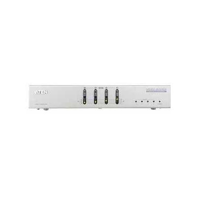 ATEN 4x4 VGA Video Matrix, With Audio Support