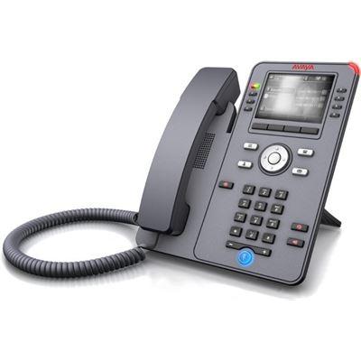 Avaya J169 IP PHONE GLBL NO PWR SUPP WH