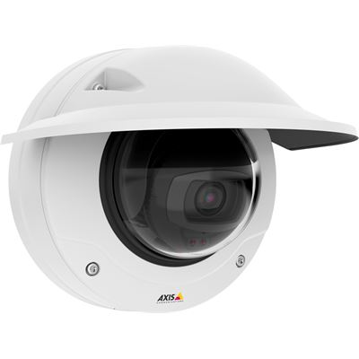 Axis Communications AXIS CAMERA Q3518-LVE DOME 4.3-8.6MM 8MP IR OUT