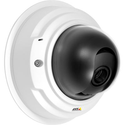 Axis Communications 5MP, day/night, fixed dome with discreet, vandal-resistant indoor casing